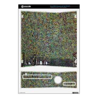 The Park by Gustav Klimt Xbox 360 S Decal