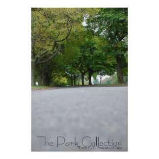 The Park Collection - As I Was Walking Poster