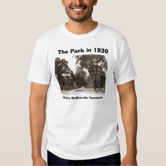 The Park in 1930 T Shirt
