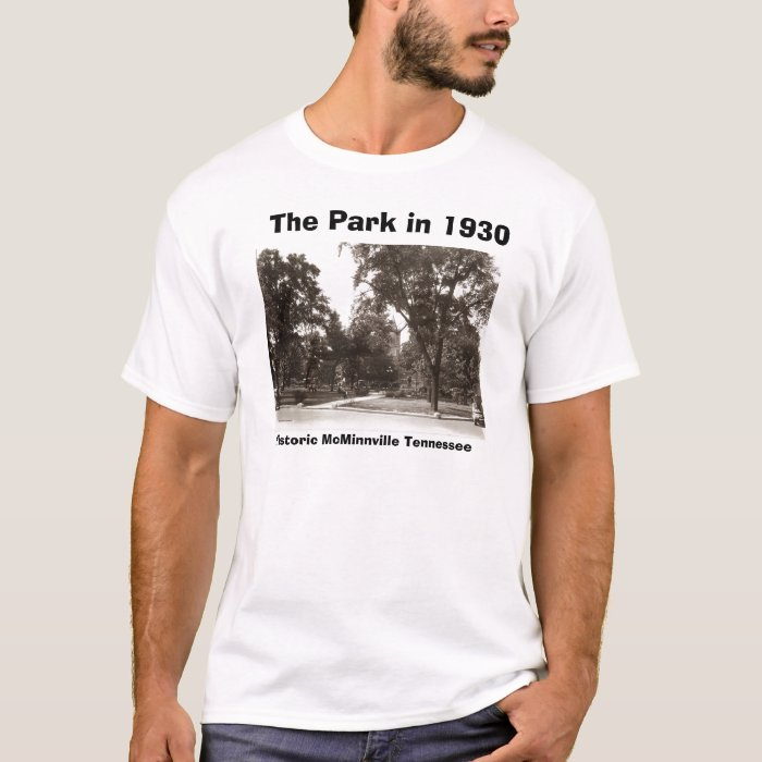 The Park in 1930 T-Shirt