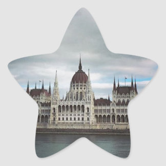 The Parlement Building Budapest, Maritha Mall Star Sticker