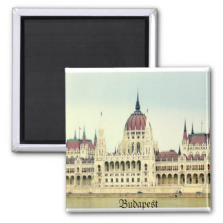 The Parliament House Budapest Magnet