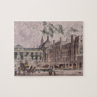 The Parliament House, from_Engravings Jigsaw Puzzle