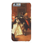 The Parlour (oil on canvas) Barely There iPhone 6 Case