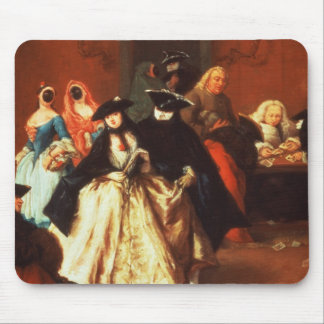 The Parlour (oil on canvas) Mouse Pad