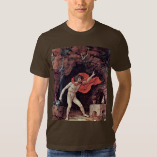 The Parnassus Detail By Andrea Mantegna Tee Shirts