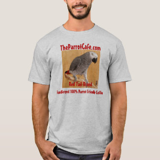 The Parrot Cafe Red Tail Brand Tee