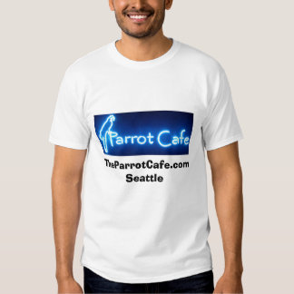 The Parrot Cafe Tee