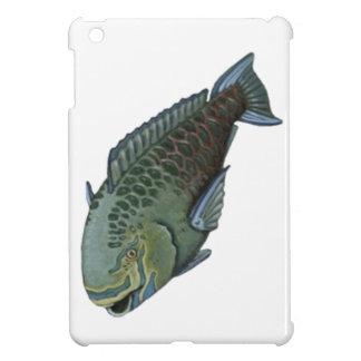 THE PARROT FISH iPad MINI CASE
