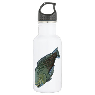 THE PARROT FISH WATER BOTTLE