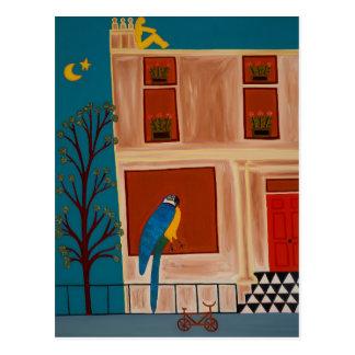The Parrot from Shepherd's Bush 2007 Postcard