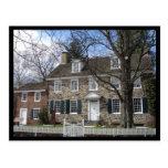The Parry Mansion Postcard