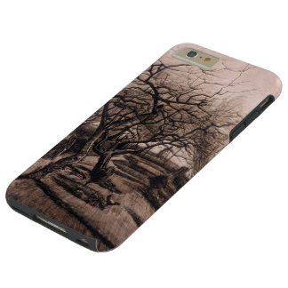 The Parsonage Garden - Nuenen in Winter - van Gogh Tough iPhone 6 Plus Case