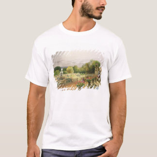 The Parterre, Harewood House near Leeds, pub. by T T-Shirt