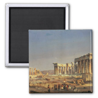 The Parthenon, 1863 Magnets