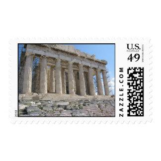 The Parthenon - 5th century BC Postage