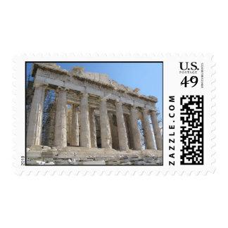 The Parthenon - 5th century BC Postage Stamp
