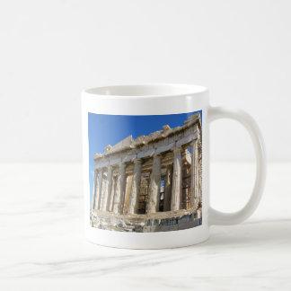 The Parthenon at Acropolis  447 BC Coffee Mug