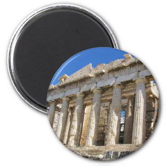 The Parthenon at Acropolis  447 BC Magnet