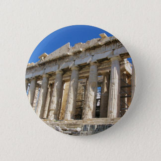 The Parthenon at Acropolis  447 BC Pinback Button
