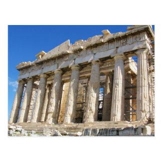 The Parthenon at Acropolis 447 BC Postcards