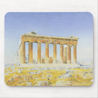 The Parthenon, c.1834 (w/c over pencil on paper) Mouse Pad