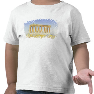 The Parthenon, c.1834 (w/c over pencil on paper) Tee Shirts