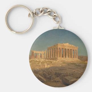 The Parthenon - Frederic Edwin Church 1871 Key Chains