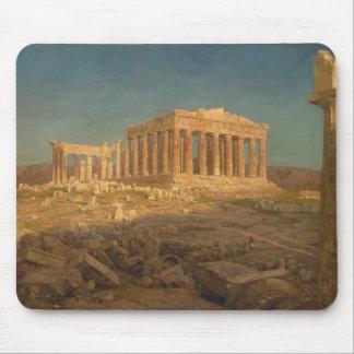 The Parthenon - Frederic Edwin Church (1871) Mouse Pad