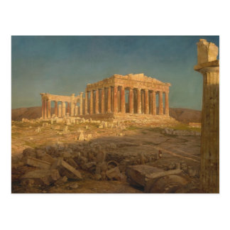 The Parthenon - Frederic Edwin Church (1871) Postales