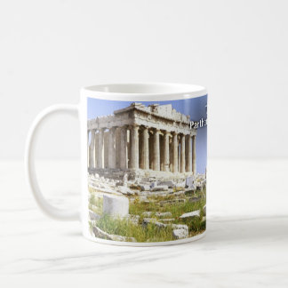 The Parthenon Historical Mug