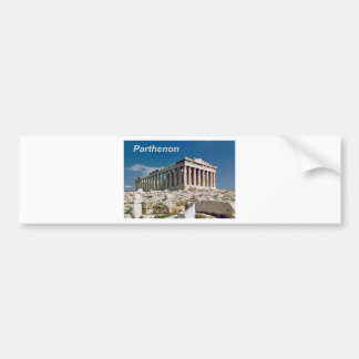 The--Parthenon--in--Athens--Angie.jpg Bumper Sticker