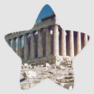 The--Parthenon--in--Athens--Angie.jpg Star Sticker