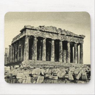 The Parthenon Mouse Pad