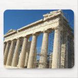 The Parthenon mousepad