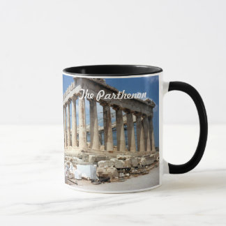 The Parthenon Mug