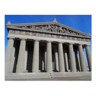 The Parthenon, Nashville Postcard