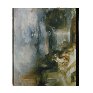 The Parting of Hero and Leander (oil on canvas) iPad Folio Cover