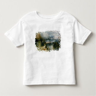 The Parting of Hero and Leander (oil on canvas) Toddler T-shirt