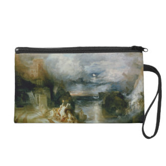 The Parting of Hero and Leander (oil on canvas) Wristlet