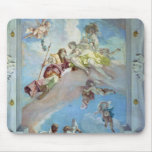 The Parting of Venus from Adonis, 1707-08 (fresco) Mouse Pad