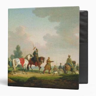 The Partisans in 1812, 1820 Vinyl Binders