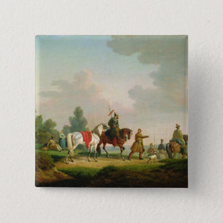 The Partisans in 1812, 1820 Button