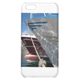 The party is aboard my yacht case for iPhone 5C