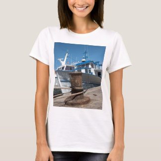 The party is aboard my yacht T-Shirt