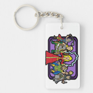 The Party Keychain