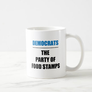 The Party of Food Stamps Mugs