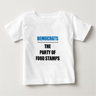 The Party of Food Stamps Shirt
