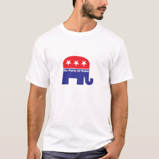 The Party of Putin T-Shirt