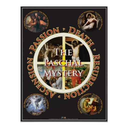 The Paschal Mystery Print